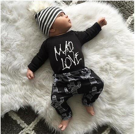 Aliexpress Buy 2017NEW Autumn baby boy girl clothing