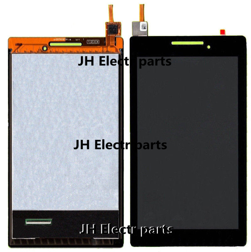 100% Tested Lcd Display Touch Screen Digitizer Assembly For Lenovo Tab 2 A10-70 A7-10f A7-20 A7-20f Free Tools Tablet Lcds & Panels