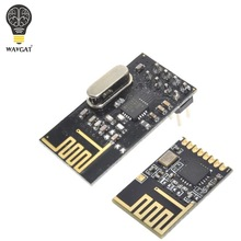 Free Shipping 1PCS NRF24L01+ wireless data transmission module 2.4G / the NRF24L01 upgrade version We are the manufacturer