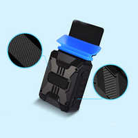 centechia New High Quality Mini Vacuum USB Air Extracting Exhaust Cooling Fan CPU Cooler for Notebook Laptop PC