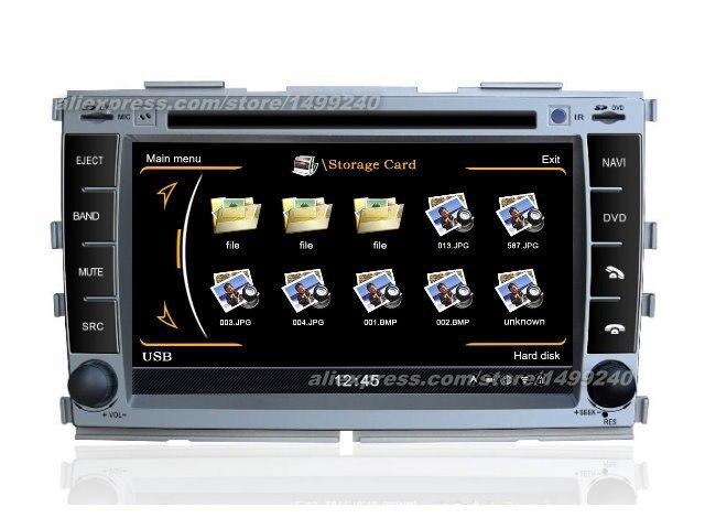 For KIA Shuma 2008~2012 - Car GPS Navigation System + Radio TV DVD iPod BT 3G WIFI HD Screen Multimedia System