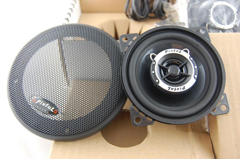 Kiváló hangkocsi Kis hangsugárzó hangszóró P642 mélysugárzó - Autóelektronika - Fénykép 1