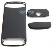 You Kit Original New For HTC One S Z520e Back Door Battery Cover Housing With Top Bottom Cap Repair Parts Set