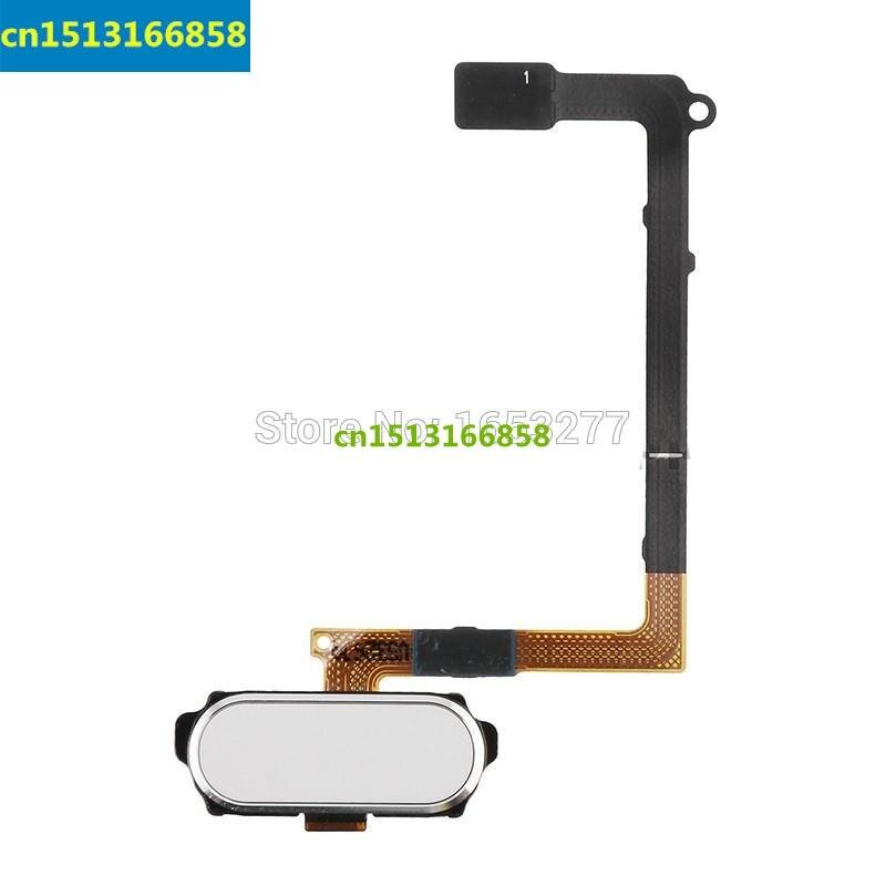 OEM Home Button With Flex Cable Repair Part For Samsung Galaxy S6 G920 I9600 G920F G920T G920H Home Back Key With Flex Cable