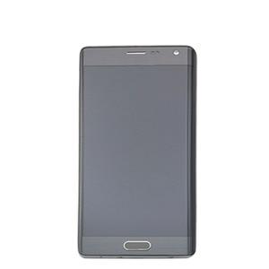 Image 2 - 100% probado para Samsung Galaxy Note 4 Edge N915 N9150 N915F, pantalla táctil LCD, digitalizador con montaje de Marco + herramientas gratuitas