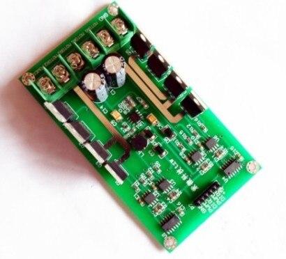 10A dual motor drive modul High power H brücke DC motor fahrer bord starke brems funktion Kostenloser versand