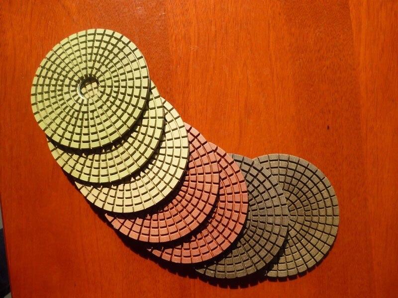 Nuovo cuscinetto per smalto per unghie 10pcs diametro 3