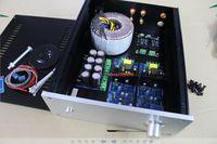 New amplifier DIY L25D Power amplifier board + box + transformer + PSU + Protection