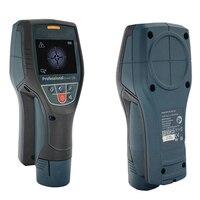 Настенный детектор D tect120 обнаруживает пластиковые водопроводные трубы/дерево/кабель/металл