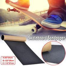 Скейтборд наждачная бумага скейт Сцепление Longboard лента Нескользящая Водонепроницаемый анти-разрыв Пастер для доски пены Cruiser длинная доска mutil Размеры