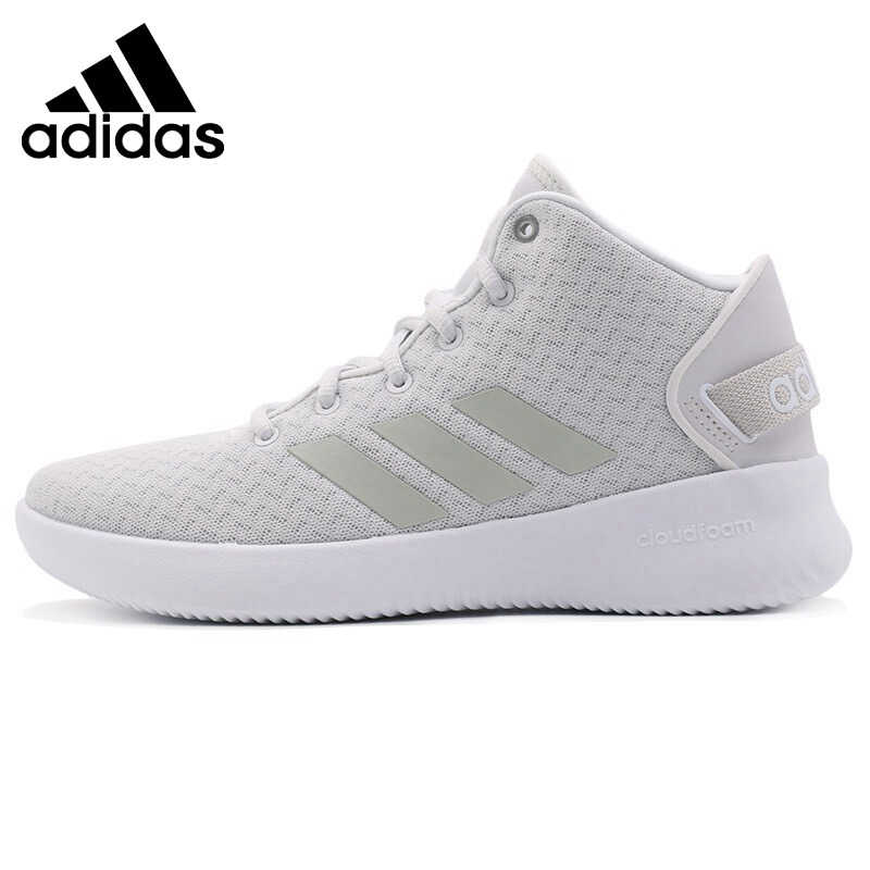 Original New Arrival  Adidas  NEO Label REFRESH MID W Women's  Skateboarding Shoes Sneakers