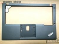 New Original Lenovo thinkpad X240 X250 Laptop palmrest Fingerprint hole keyboard bezel palm rest cover 04X5180