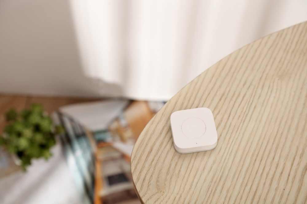 Xiaomi Mijia Aqara commutateur sans fil Intelligent télécommande intelligente une clé contrôle Aqara Application intelligente contrôle d'application de sécurité à domicile