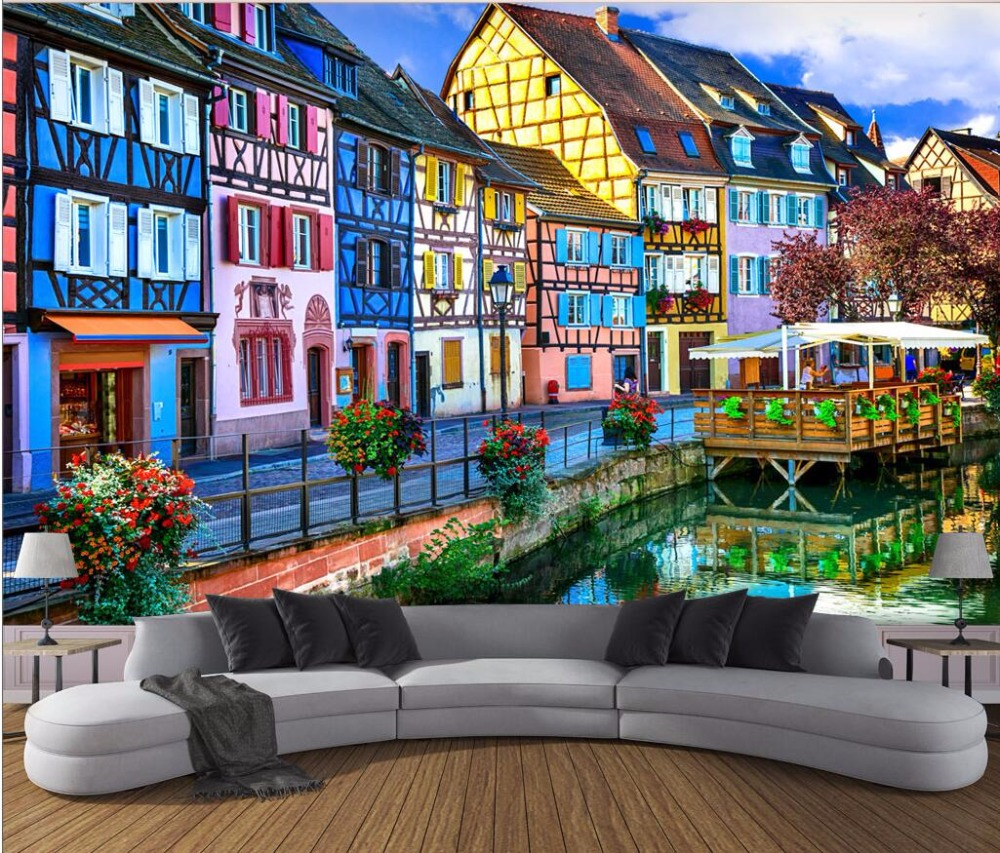 French wall murals image collections home wall decoration ideas french wall murals wall murals ideas line get cheap french wall murals aliexpress amipublicfo image collections amipublicfo Image collections