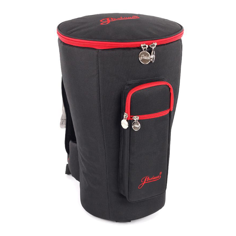 8 10 12 13 djembe bag thick shockproof africa drum bags tambourine shoulders back waterproof instrument