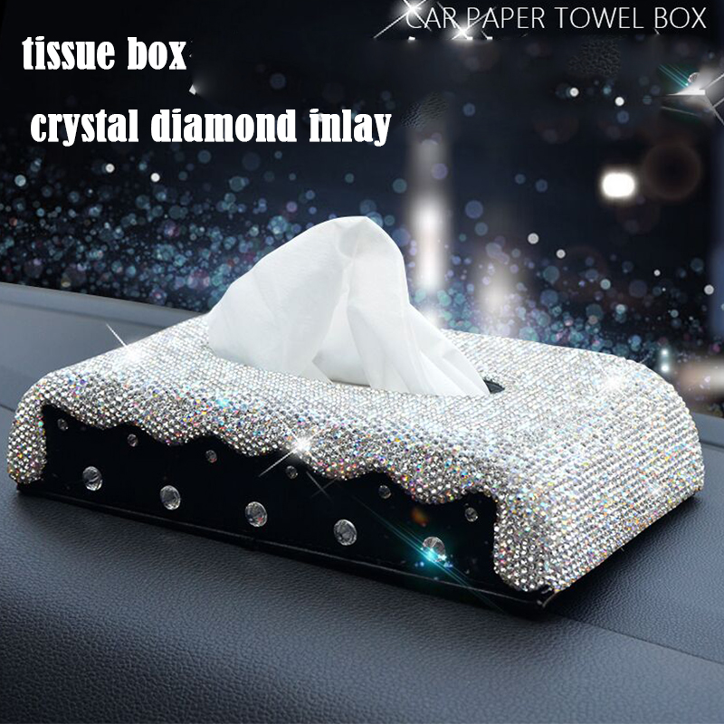Creative Car tissue box case Napkin holder kleenex box block type tissue paper holder for car люстра chiaro габриэль 491012905
