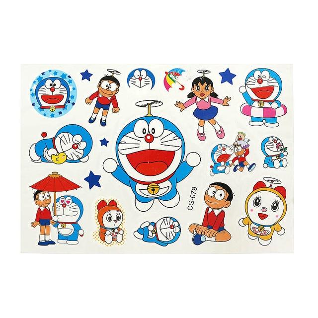 Download 850 Gambar Tato Doraemon 3d Paling Lucu