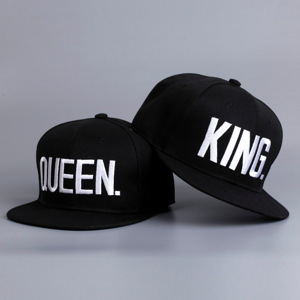 2016-new-Brand-new-hot-sale-QUEEN-KING-basdeball-cap-hats-hip-hop-QUEEN-letter-caps (2)