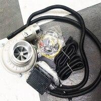 Электрический турбокомпрессорный комплект Автоматическая регулировка скорости Высокая эффективность и энергосбережение Воздушный фильт