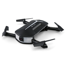 Mini Foldable Drone Twin RC WiFi FPV 720P Photos Actual-time Transmission  Adjustable Angle Altitude Maintain Headless Mode G-Sensor
