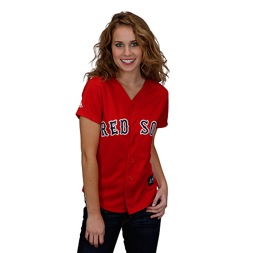 Customized Boston Red Sox jersey womens baseball jerseys shirt custom logo  Personalized 100% Stitched bests by dr china S-XXL befece2a49