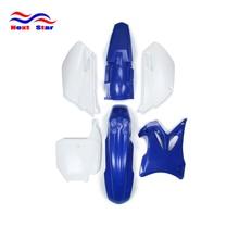 Fairing Plastic Fender Body Kit For YAMAHA YZ85 YZ 85 2002 2003 2004 2005 2006-2014 Dirt Bike Off Road Motorcross Motorcycle scott voltage yz 20 2014