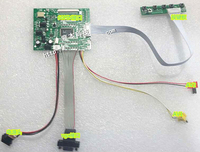 8 Inch Driver Board HSD080IDW1 Car Navigation LCD Driver Board 2AV Backing Priority VGA