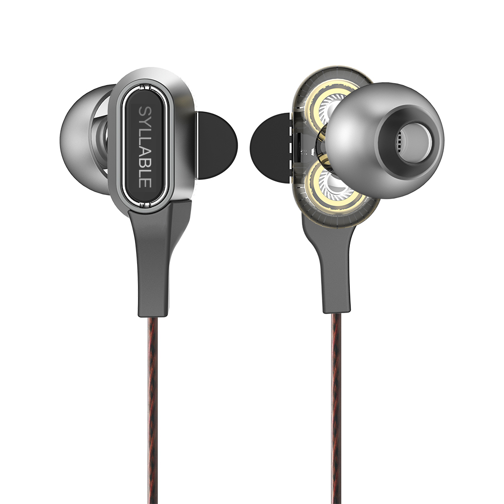 small resolution of com buy syllable s wired headset mm jack earphone com buy syllable s1 wired headset 3