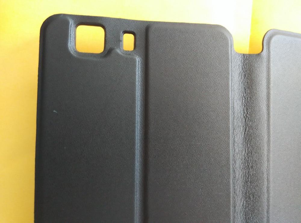 Original Nytt DOOGEE X5 Fodral Läderfodral flip case Skyddskåpa - Reservdelar och tillbehör för mobiltelefoner - Foto 2
