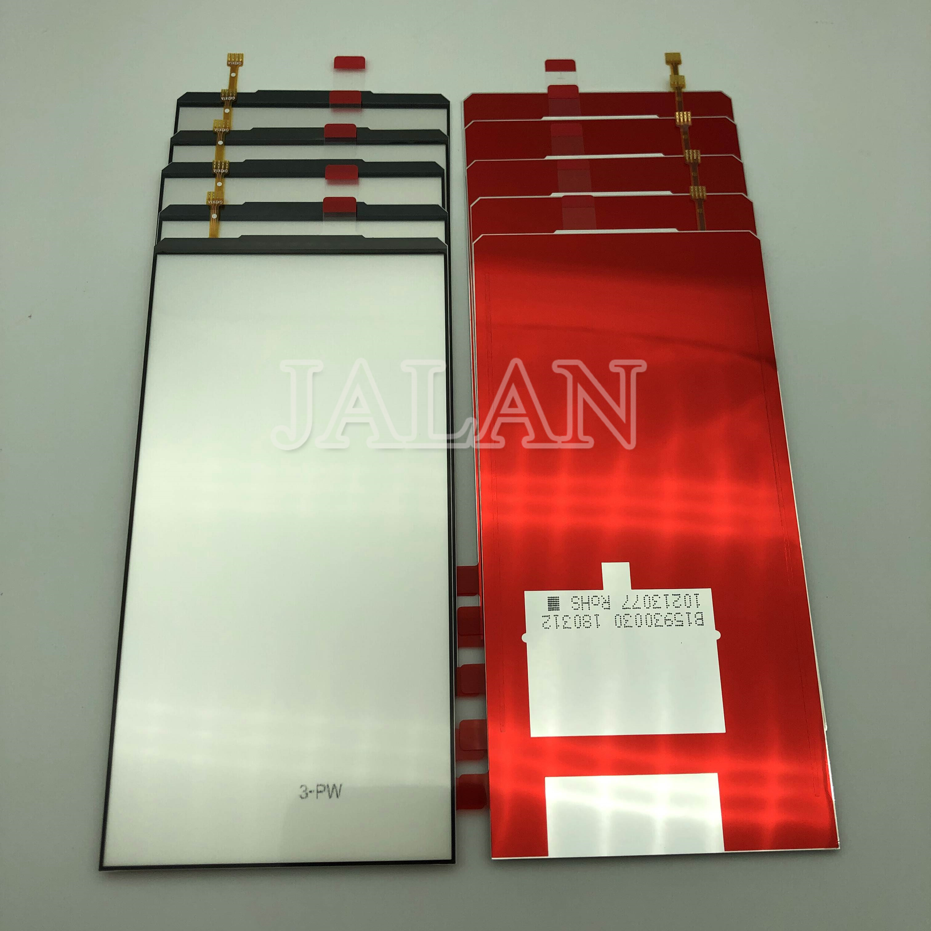 5pcs BackLight Film For Huawei P9/P10/P20,P9/P10/P20/mate 20 Lite,Y7 2018 Replacement Repair LCD 3D Touch Back Light Film
