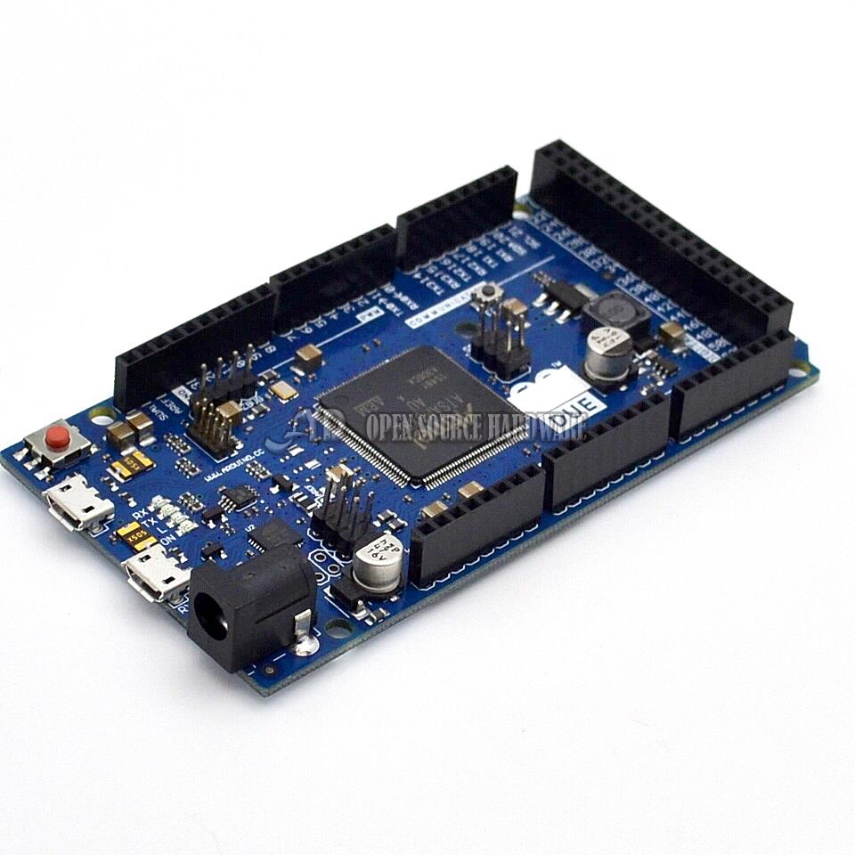 DUE 2012 R3 Board AT91SAM3X8E ARM 32 Bit with Data Cable Set
