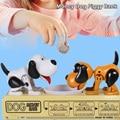 犬のマネーバンクマネーボックスおもちゃ貯金箱ギフト子供の貯金箱自動コイン漫画おかしいコインバンクマネーセービングストールボックス -