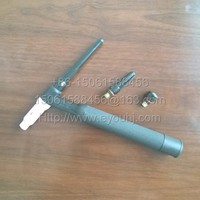 WP 18 Torch Head Kit Consumables Included Hand Usd Water Cooled 350Amp For TIG Welding