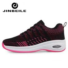 Spring New Walking Shoes For Women Size 35-40 Daming Cushion Sneakers Sport Spor Ayakkabi Erkek 2019
