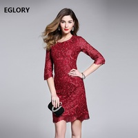 2018 Bodycon Dress Spring Summer Bridesmaid Mother of Bride Women Elegant Tassel Patchwork Allover Boutique Embroidery Dress 3XL