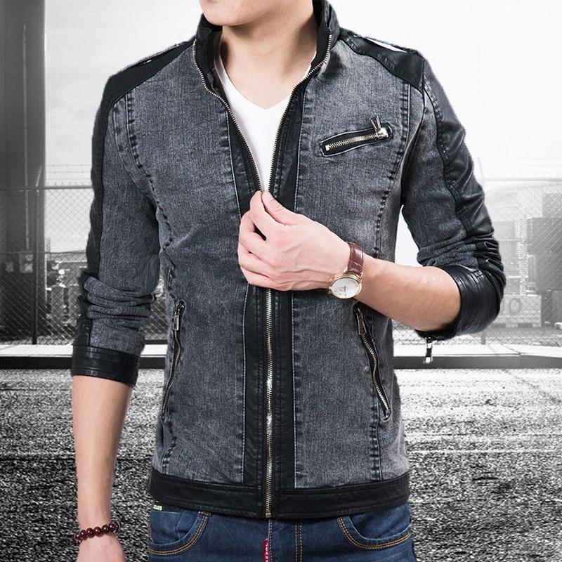 Online Get Cheap Hot Leather Jackets Men -Aliexpress.com | Alibaba ...