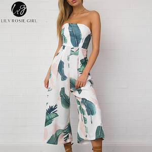 bc232f5cc876 CONMOTO Jumpsuit Women Summer Long Rompers Overalls