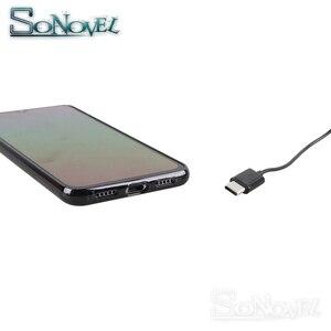 Image 5 - YC LM10 電話オーディオビデオ録画ラベリア用 iPhone 8 7 6 5 4 4S 4 ipad Huawei 社 Sumsang xiaomi タイプ C