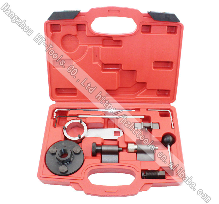 Timing Setting Locking Tool Set Kit For VAG Diesel 1.6-2.0L Tdi Vw Audi Seat Skoda T10051 T10052 engine timing crankshaft locking setting tool kit for vw audi seat skoda vag 1 6