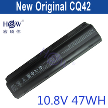HSW Genuine Batteries for hp pavilion g6 Batteries DV3 DM4 G32 G42 G62 G7 G72 for Compaq Presario CQ32 CQ42 CQ43 CQ56 CQ62 CQ72(China)