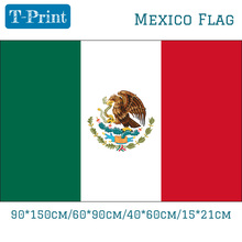 90*150cm/60*90cm/40*60cm/15*21cm 3x5 Feet Polyester Mexico Flag Mexican Country Indoor Outdoor Banner Pennant Home Decoration hot sale 90 150cm washable japan country flag