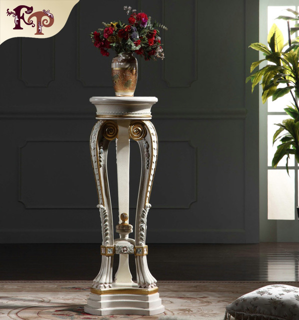2017 new design hand carved furniture -  European-style Roman flower wedding