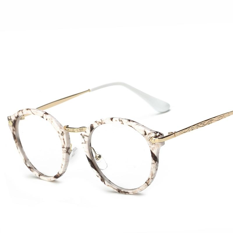 Fashion Women Eyeglass Frame Eyewear Brand Designer Plain ...