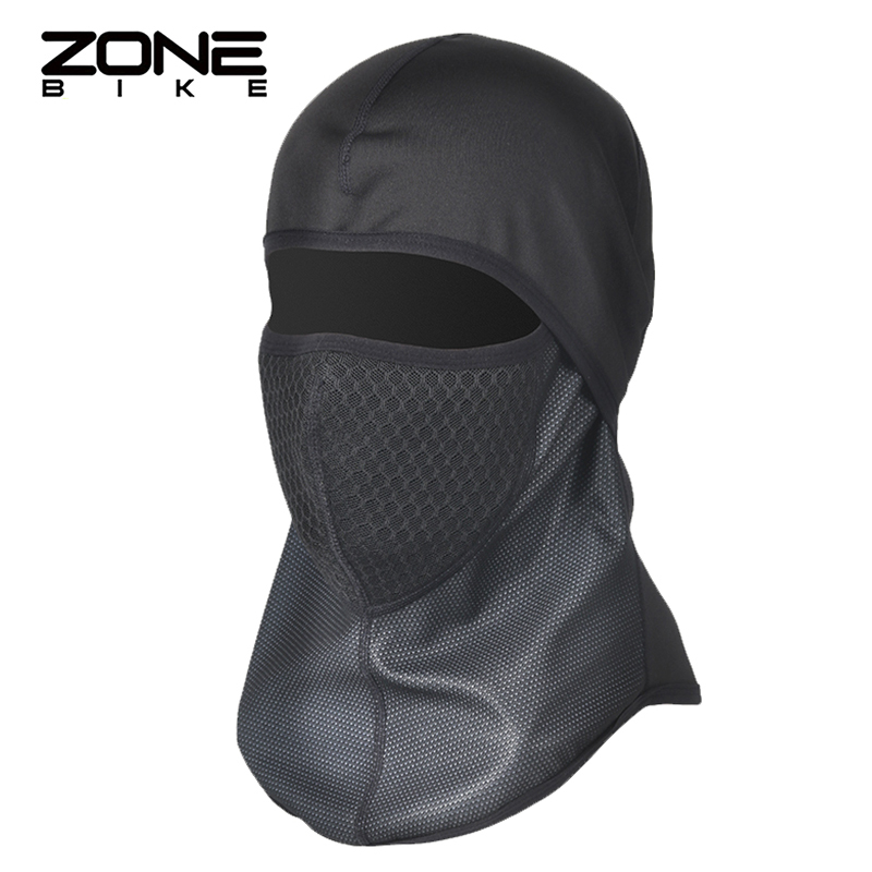 ZONEBIKE Winter Cotton Cycling Mask Bike Scarf Bicycle Cap Neck Headwear Face Shield Sport Hat Warm Snowboard Balaclava Cover men s winter warm black full face cover three holes mask cap beanie hat 4vqb
