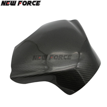 for Yamaha YZF R6 YZFR6 2008-2014 Motorcycle carbon fiber fuel tank cap sticker ultra light sun protection cover
