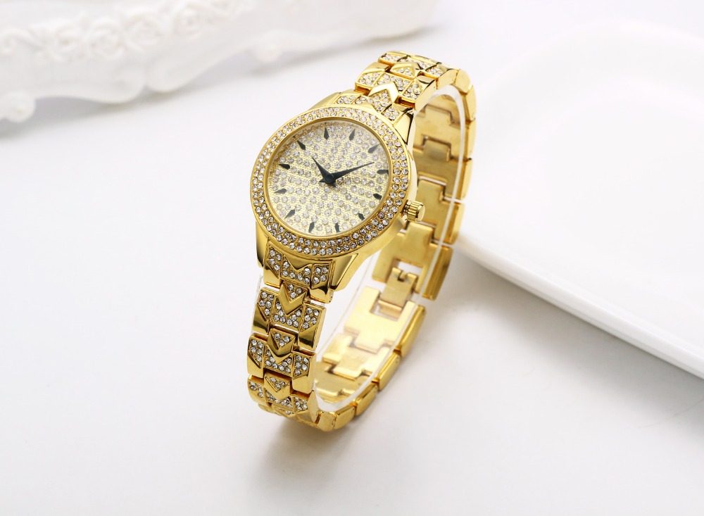 18k gold watches (2)