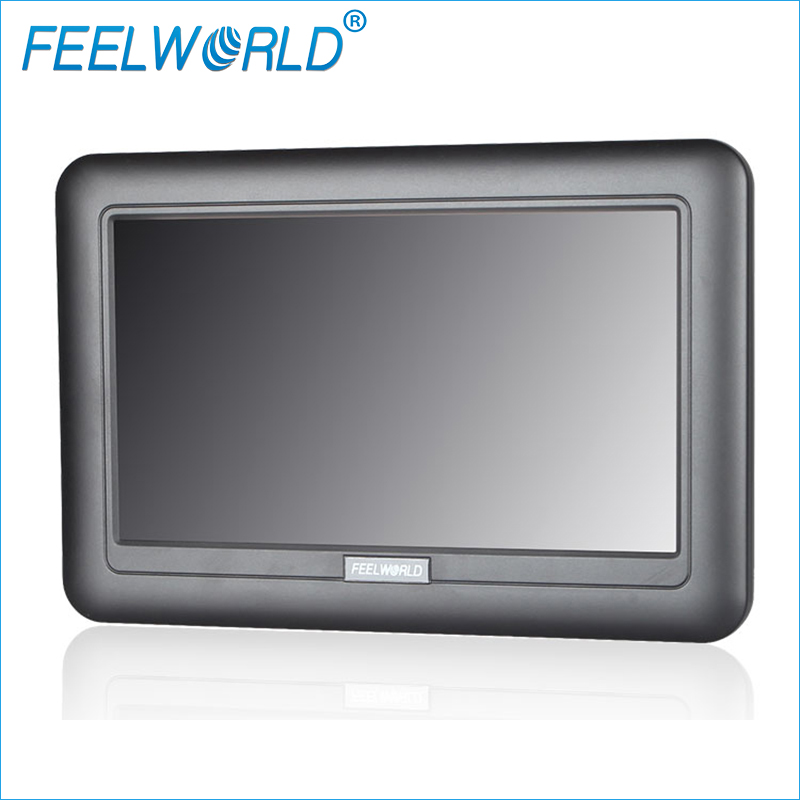 Feelworld DP701T 7 Inch 800x480 TFT LCD Touch Screen USB Monitor without VGA DC Cable 7