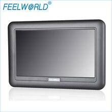 FEELWORLD DP701T 7 дюймов 800×480 TFT ЖК-дисплей Сенсорный экран USB Мониторы без VGA кабель постоянного тока 7 «ЖК-дисплей USB touch Мониторы s