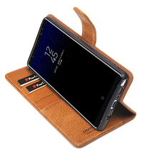 Pierre Cardin Genuine Leather Wallet Case for Samsung Galaxy Note 9
