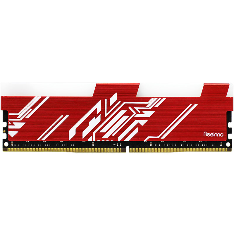 Reeinno Dawn Ram 8GB DDR4 2666MHz 1.2V 288-pin Desktop Ram For Computer Games RAMS Lifetime Warranty Support motherboard DDR4